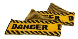 Foulard Danger Mimibou